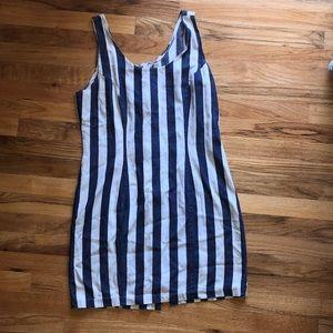 Dresses & Skirts - Vintage stripe fitted dress